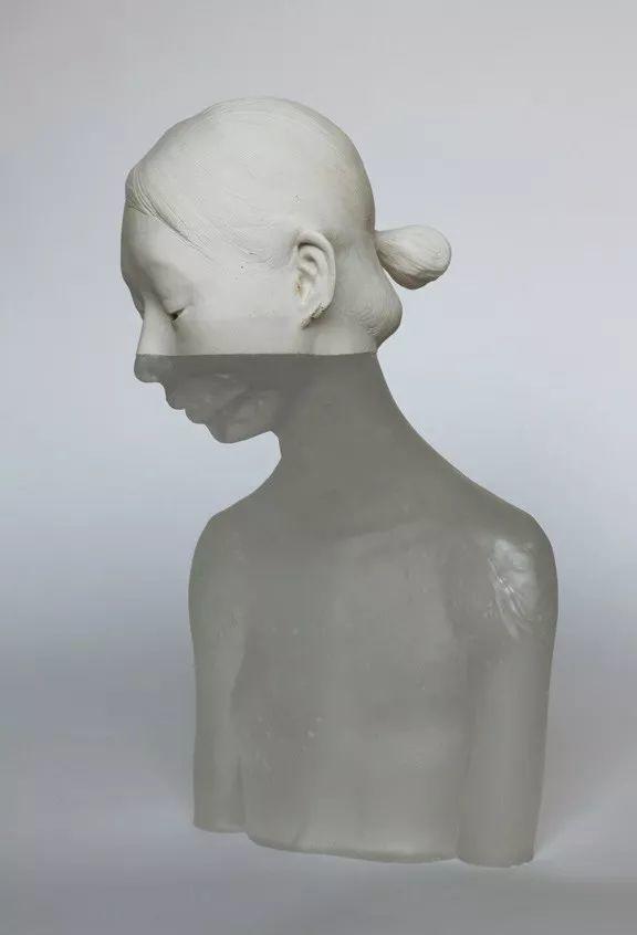 美女艺术家的雕塑,直抵天真、美丽和纯净的灵魂插图23