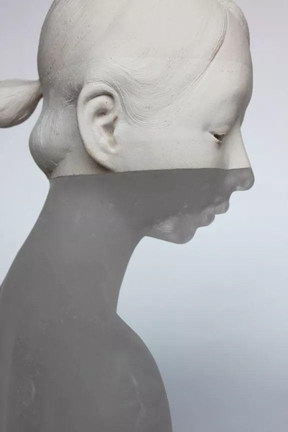 美女艺术家的雕塑,直抵天真、美丽和纯净的灵魂插图25