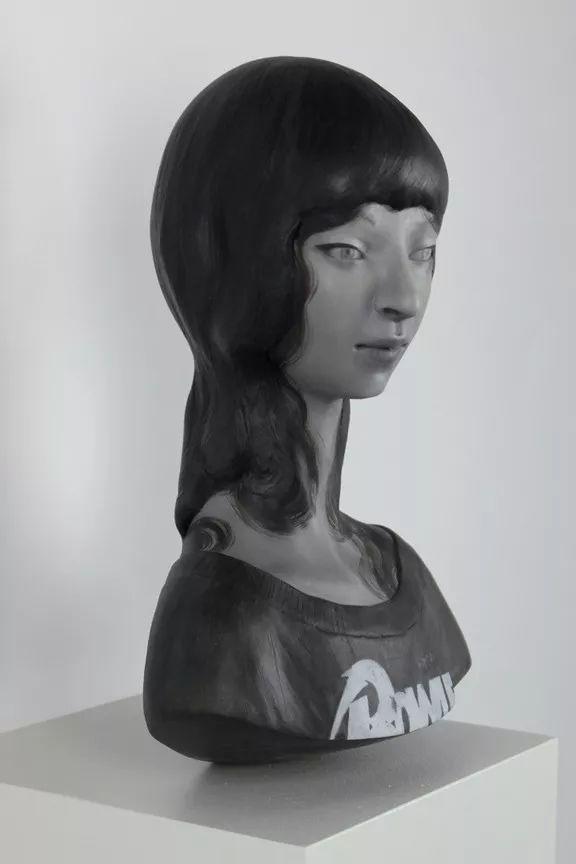 美女艺术家的雕塑,直抵天真、美丽和纯净的灵魂插图27