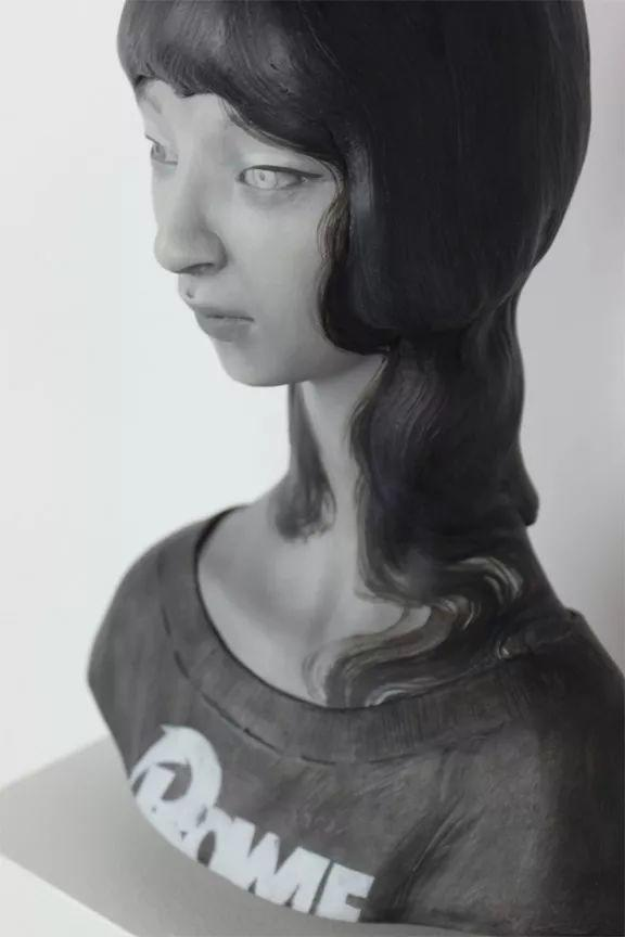 美女艺术家的雕塑,直抵天真、美丽和纯净的灵魂插图29