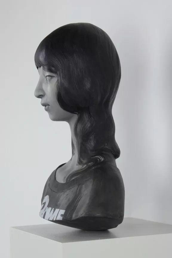 美女艺术家的雕塑,直抵天真、美丽和纯净的灵魂插图31