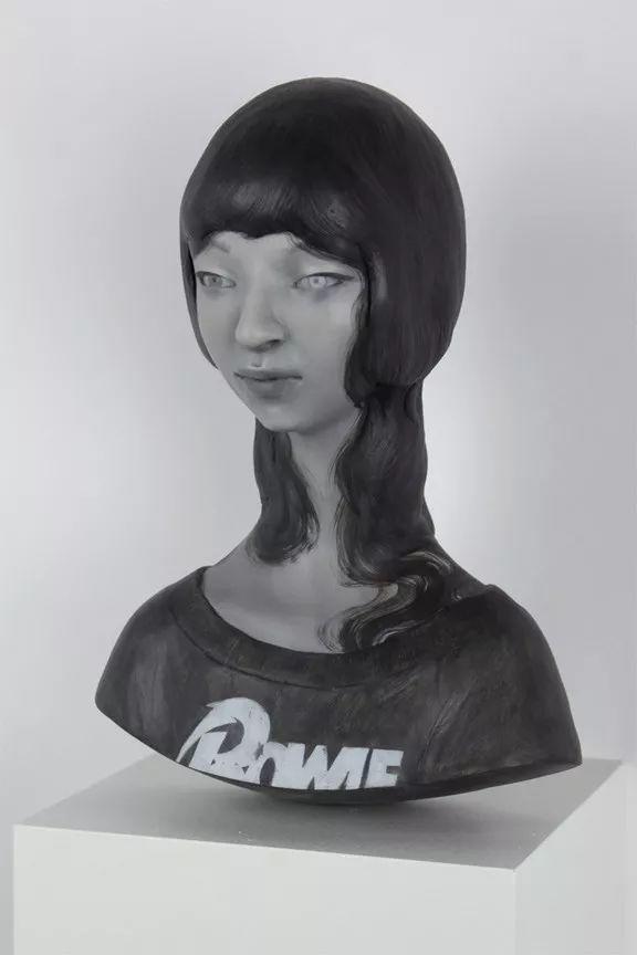美女艺术家的雕塑,直抵天真、美丽和纯净的灵魂插图33