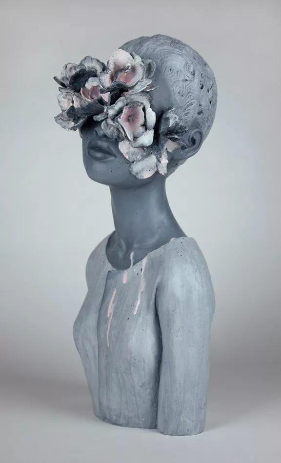 美女艺术家的雕塑,直抵天真、美丽和纯净的灵魂插图45