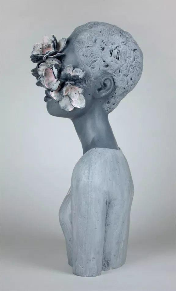 美女艺术家的雕塑,直抵天真、美丽和纯净的灵魂插图47