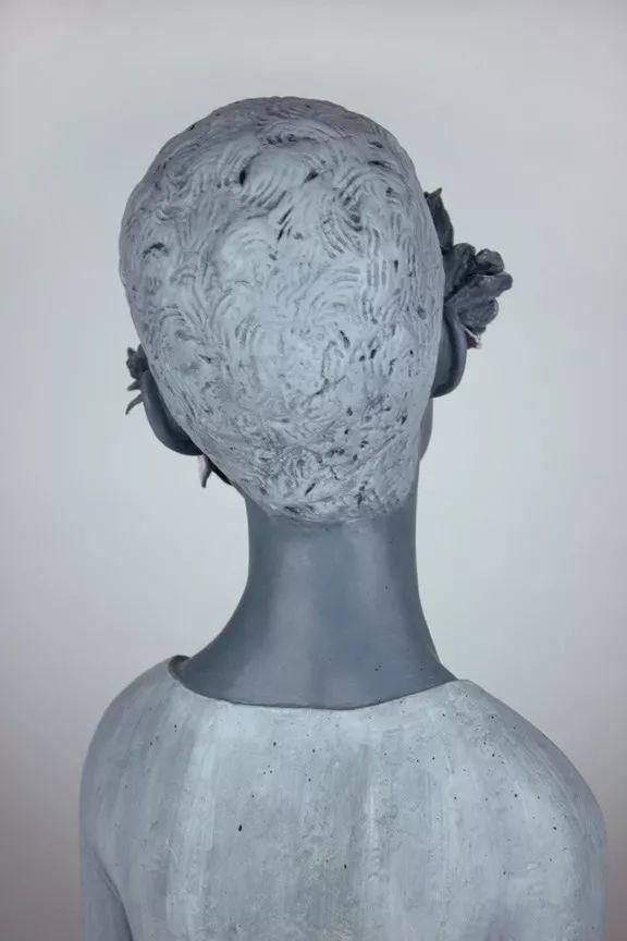 美女艺术家的雕塑,直抵天真、美丽和纯净的灵魂插图49