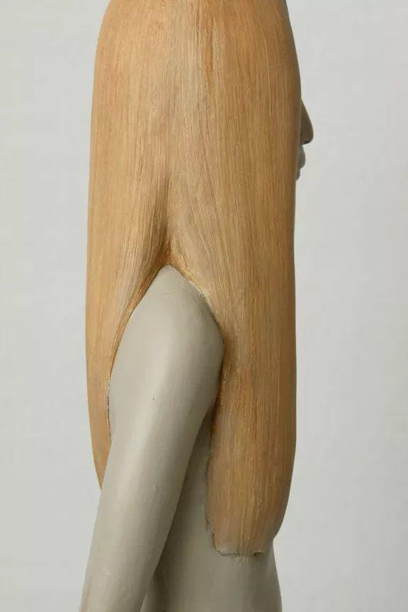 美女艺术家的雕塑,直抵天真、美丽和纯净的灵魂插图53