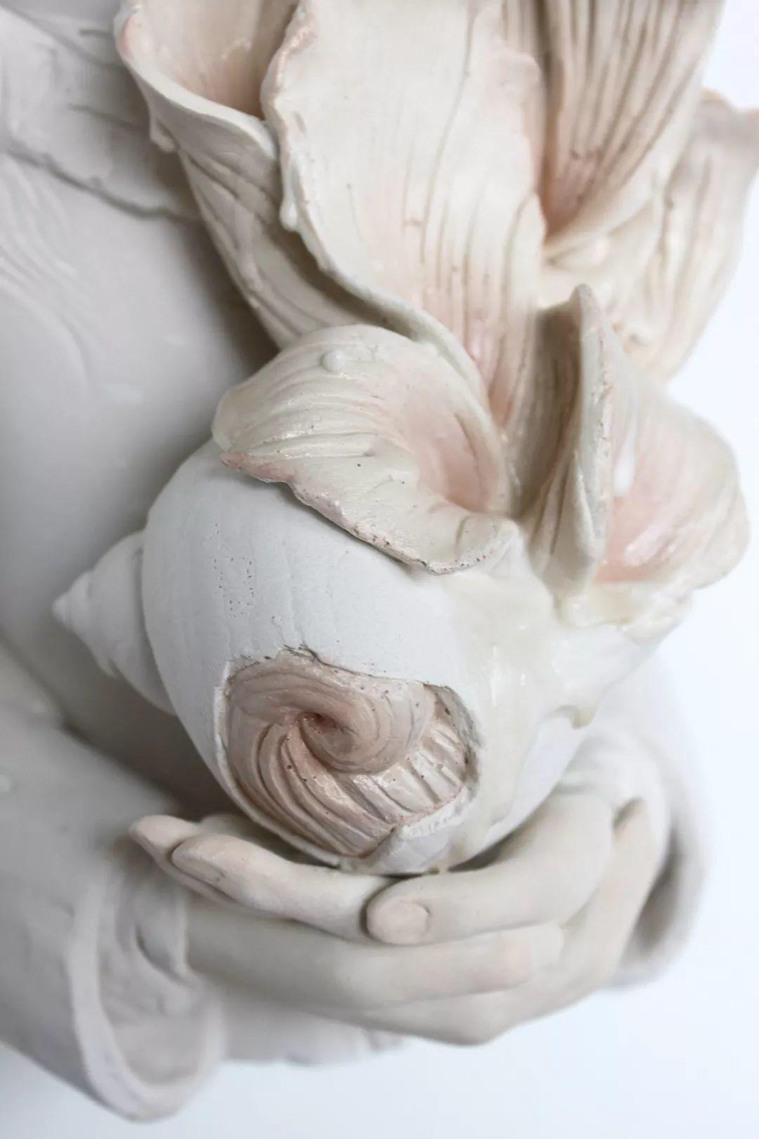 美女艺术家的雕塑,直抵天真、美丽和纯净的灵魂插图63