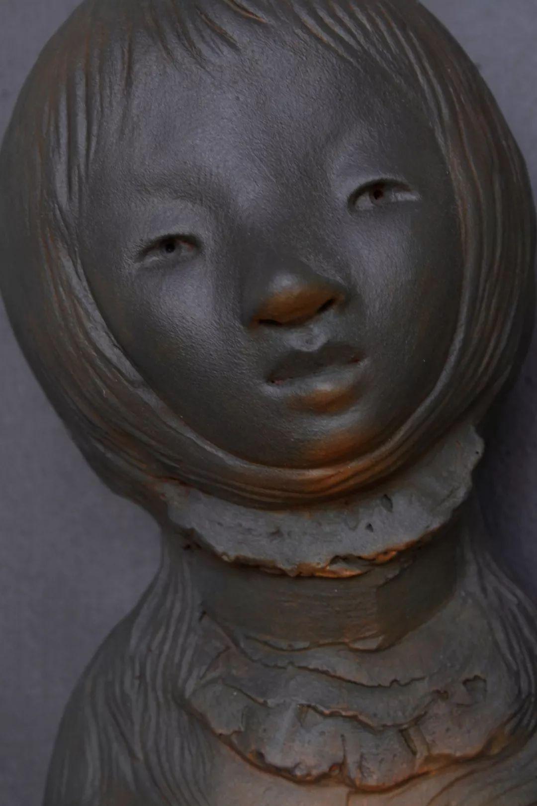 美女艺术家的雕塑,直抵天真、美丽和纯净的灵魂插图67