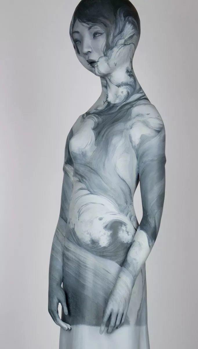 美女艺术家的雕塑,直抵天真、美丽和纯净的灵魂插图81
