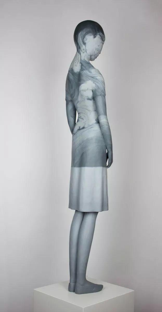美女艺术家的雕塑,直抵天真、美丽和纯净的灵魂插图83