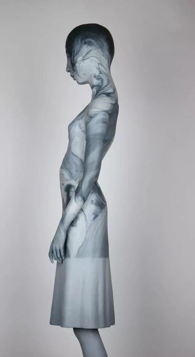 美女艺术家的雕塑,直抵天真、美丽和纯净的灵魂插图85