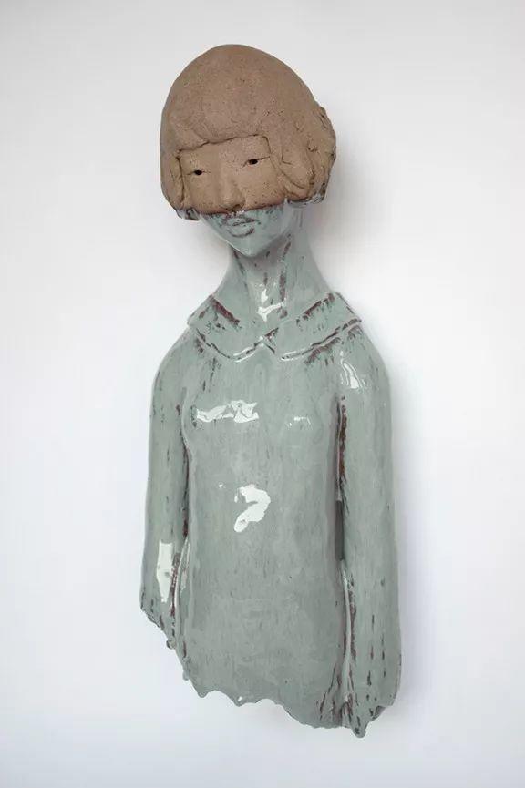 美女艺术家的雕塑,直抵天真、美丽和纯净的灵魂插图89