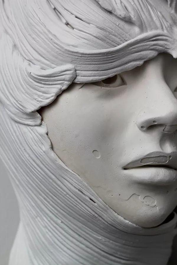 美女艺术家的雕塑,直抵天真、美丽和纯净的灵魂插图101