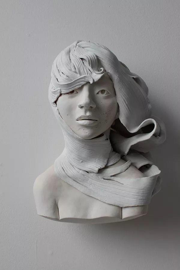 美女艺术家的雕塑,直抵天真、美丽和纯净的灵魂插图103