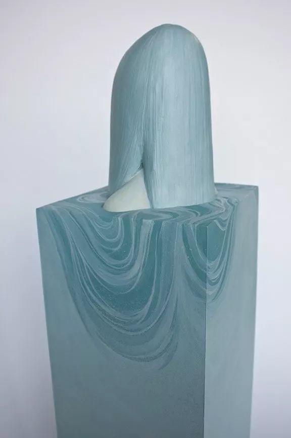 美女艺术家的雕塑,直抵天真、美丽和纯净的灵魂插图111