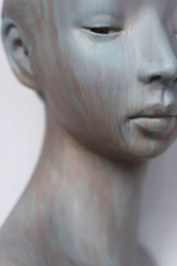 美女艺术家的雕塑,直抵天真、美丽和纯净的灵魂插图113