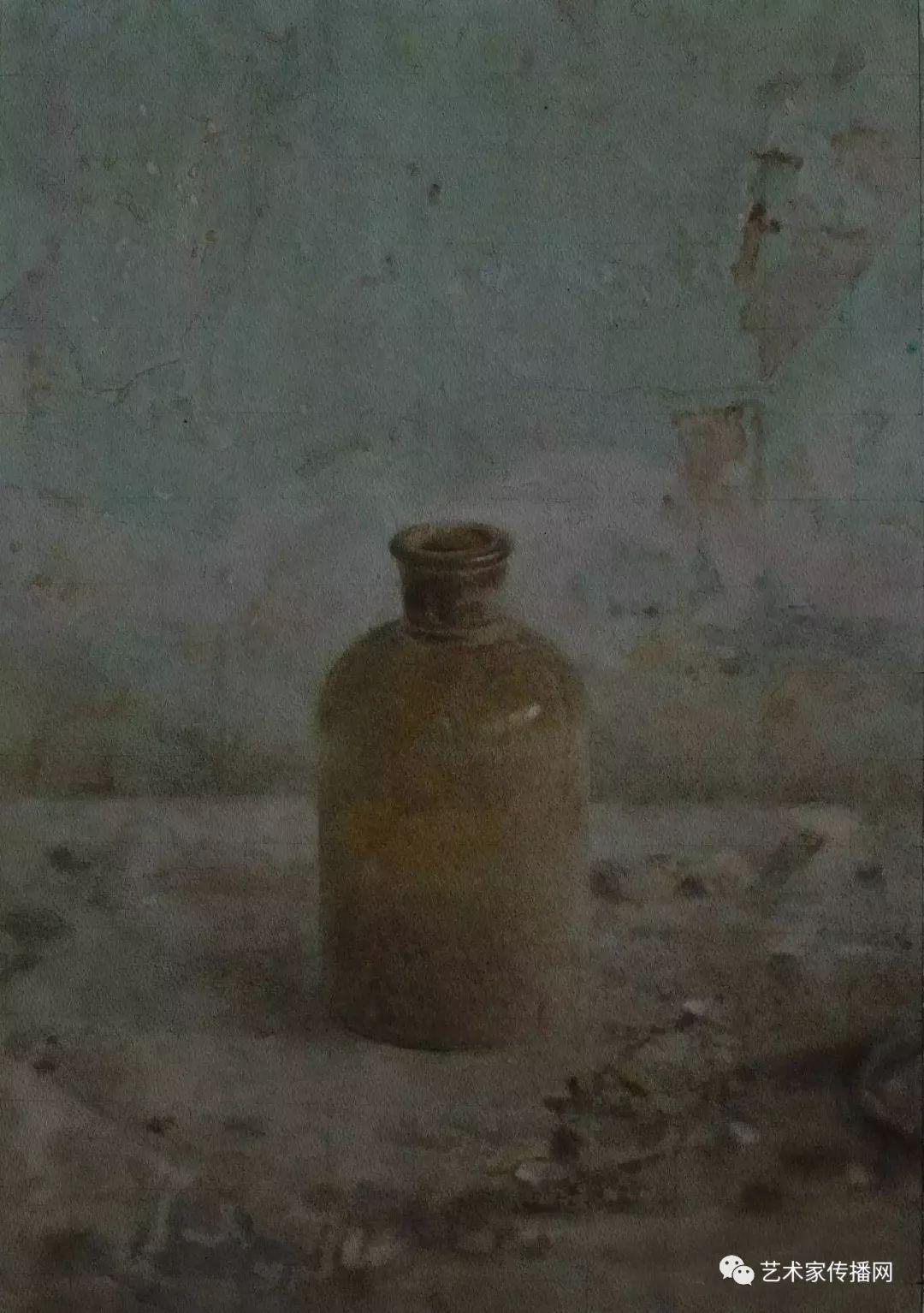 他只画老油灯空瓶子和女人体,却惊艳了整个画坛!插图7