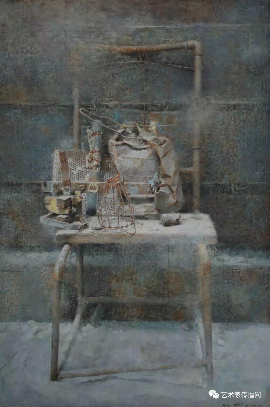 他只画老油灯空瓶子和女人体,却惊艳了整个画坛!插图19