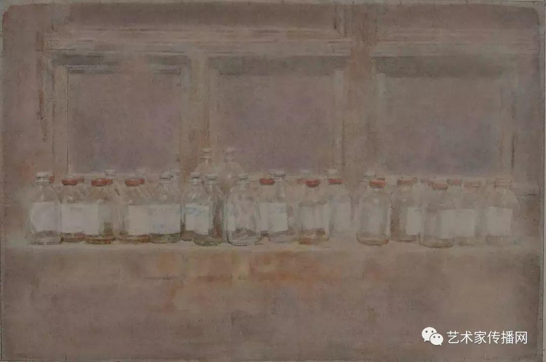 他只画老油灯空瓶子和女人体,却惊艳了整个画坛!插图31
