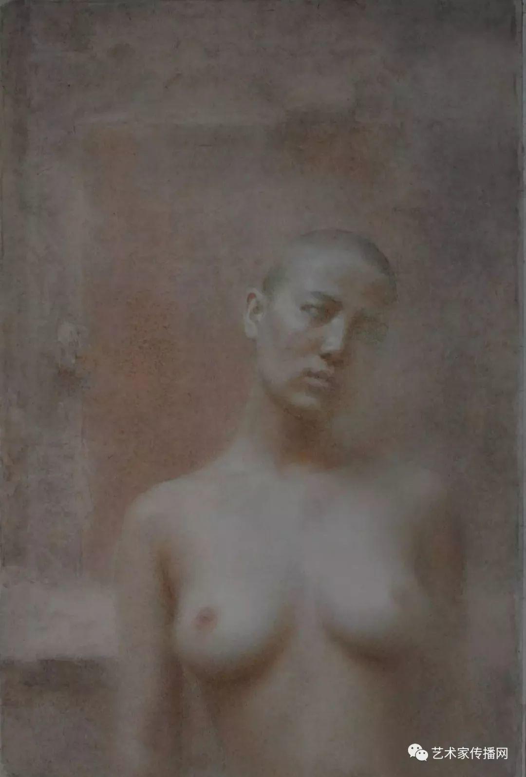 他只画老油灯空瓶子和女人体,却惊艳了整个画坛!插图39
