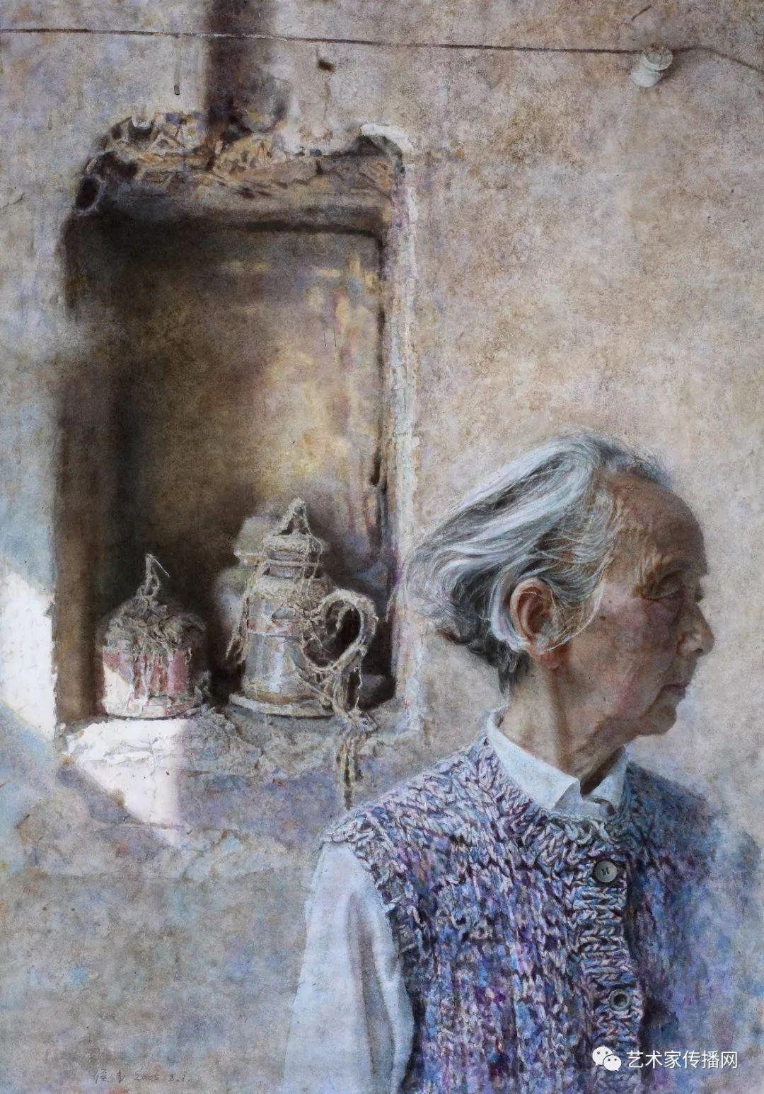 他只画老油灯空瓶子和女人体,却惊艳了整个画坛!插图69