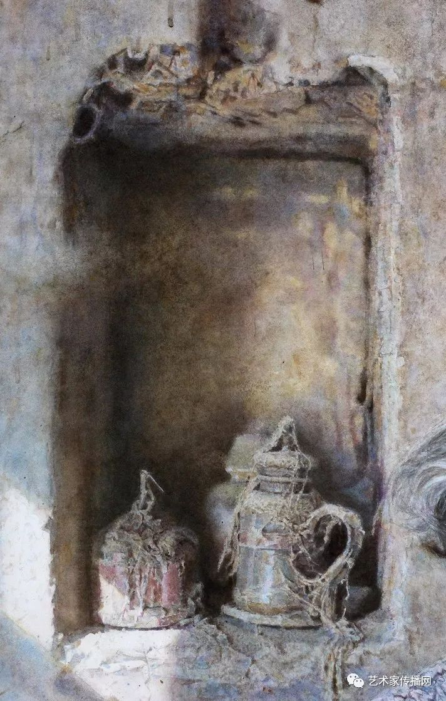 他只画老油灯空瓶子和女人体,却惊艳了整个画坛!插图73