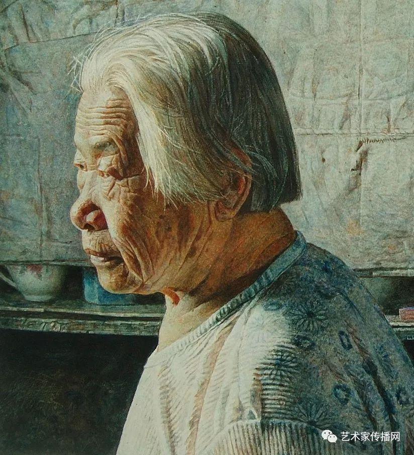 他只画老油灯空瓶子和女人体,却惊艳了整个画坛!插图89
