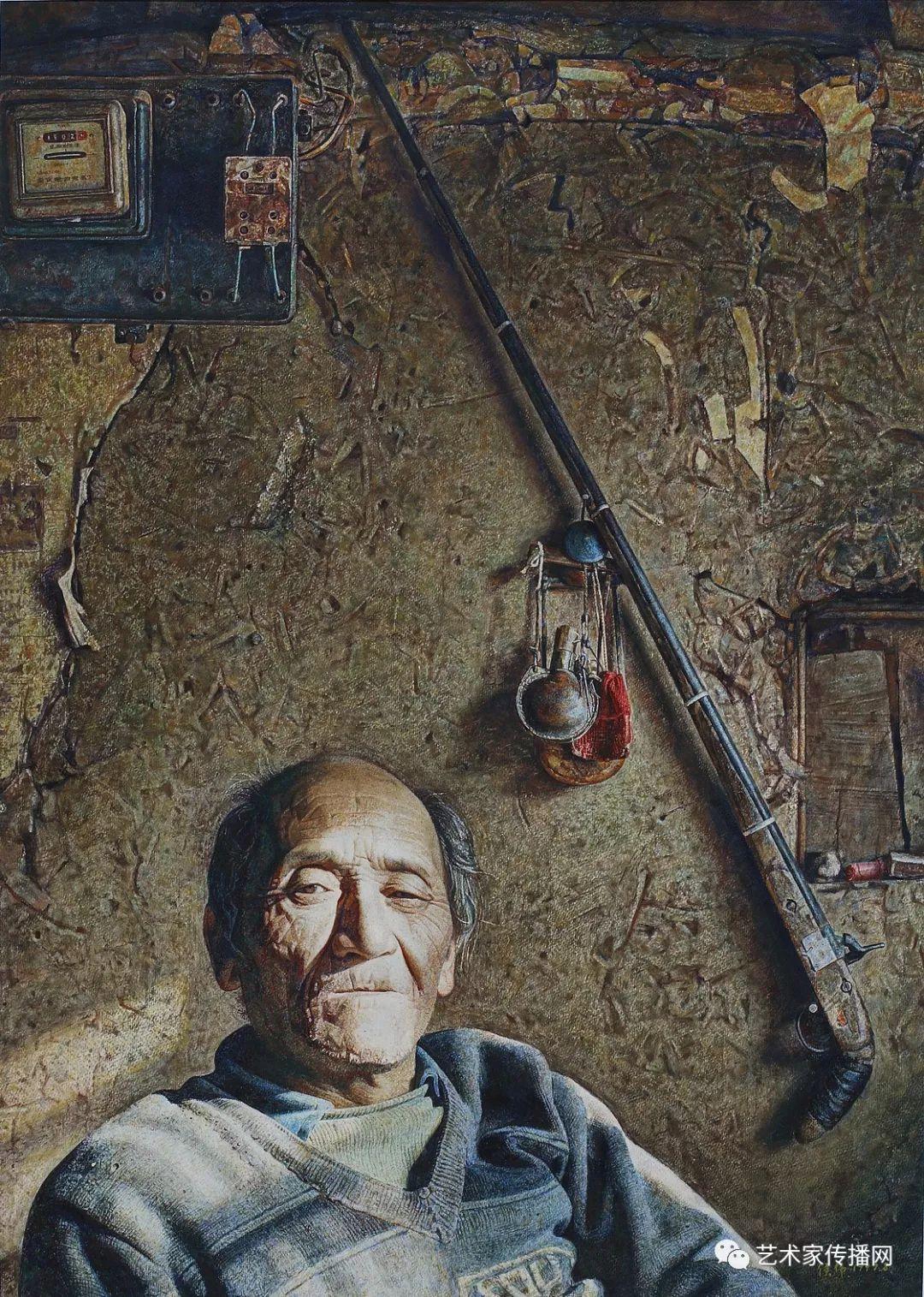 他只画老油灯空瓶子和女人体,却惊艳了整个画坛!插图93