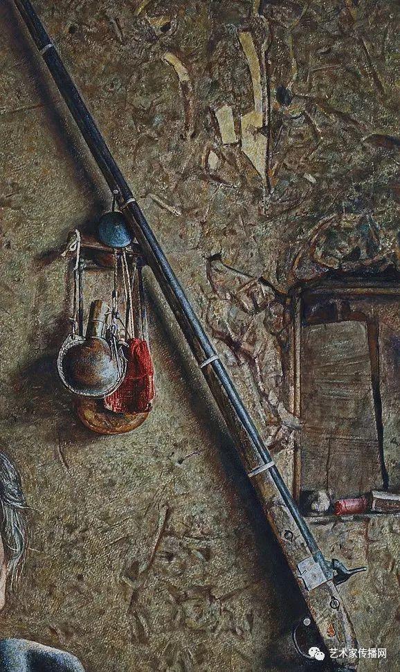 他只画老油灯空瓶子和女人体,却惊艳了整个画坛!插图97