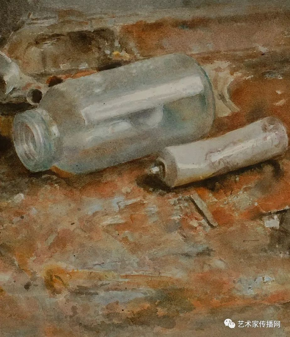 他只画老油灯空瓶子和女人体,却惊艳了整个画坛!插图101