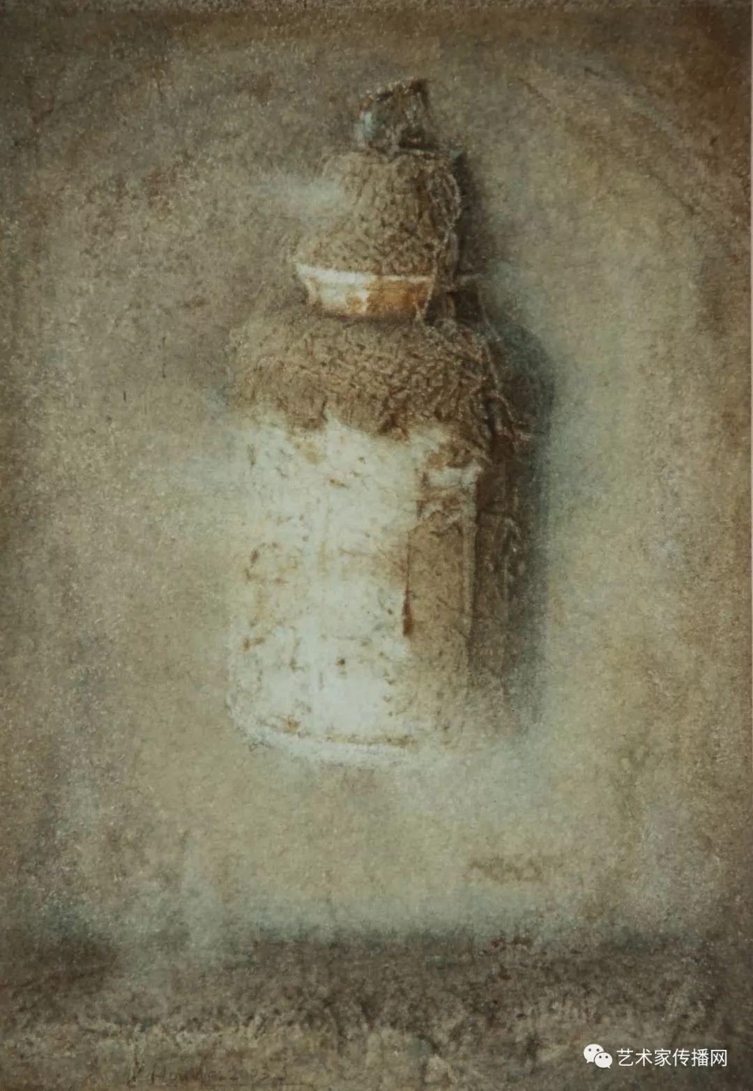 他只画老油灯空瓶子和女人体,却惊艳了整个画坛!插图103