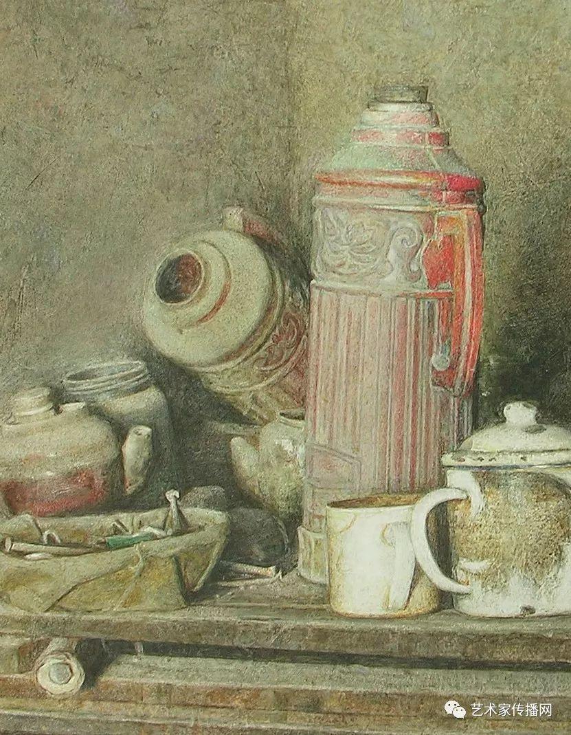 他只画老油灯空瓶子和女人体,却惊艳了整个画坛!插图107