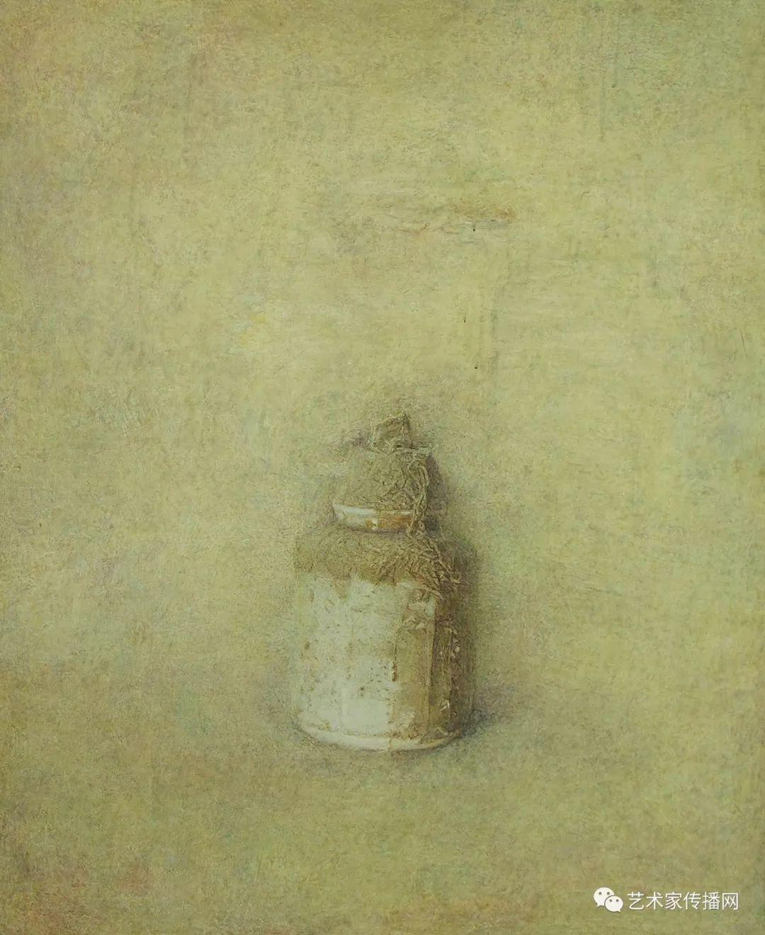 他只画老油灯空瓶子和女人体,却惊艳了整个画坛!插图111