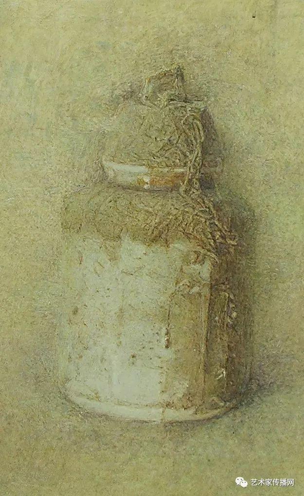 他只画老油灯空瓶子和女人体,却惊艳了整个画坛!插图113