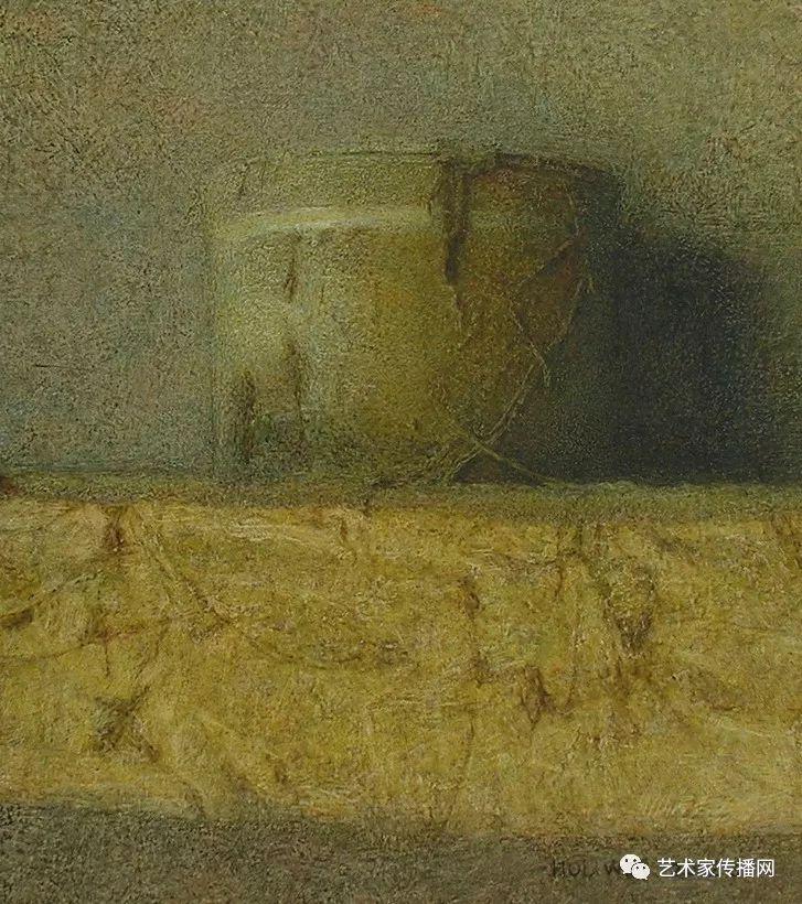 他只画老油灯空瓶子和女人体,却惊艳了整个画坛!插图123