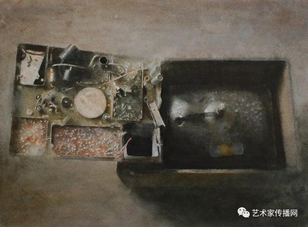 他只画老油灯空瓶子和女人体,却惊艳了整个画坛!插图125