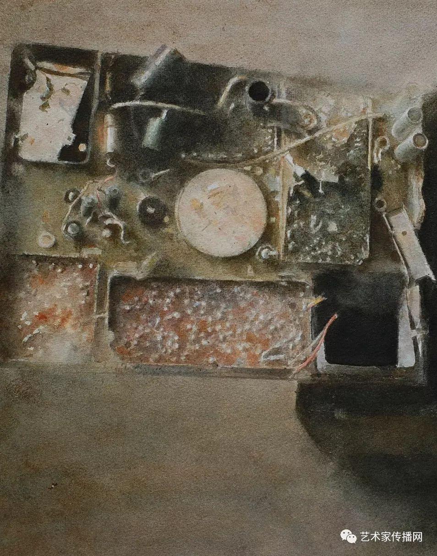 他只画老油灯空瓶子和女人体,却惊艳了整个画坛!插图127