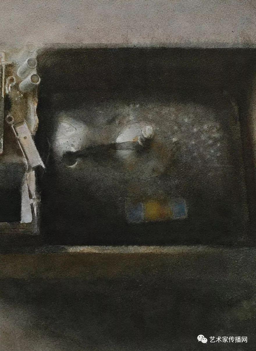 他只画老油灯空瓶子和女人体,却惊艳了整个画坛!插图129