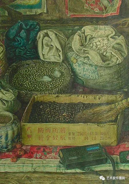 他只画老油灯空瓶子和女人体,却惊艳了整个画坛!插图151