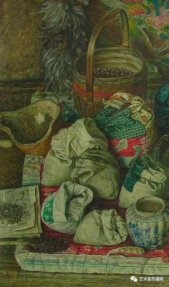 他只画老油灯空瓶子和女人体,却惊艳了整个画坛!插图153