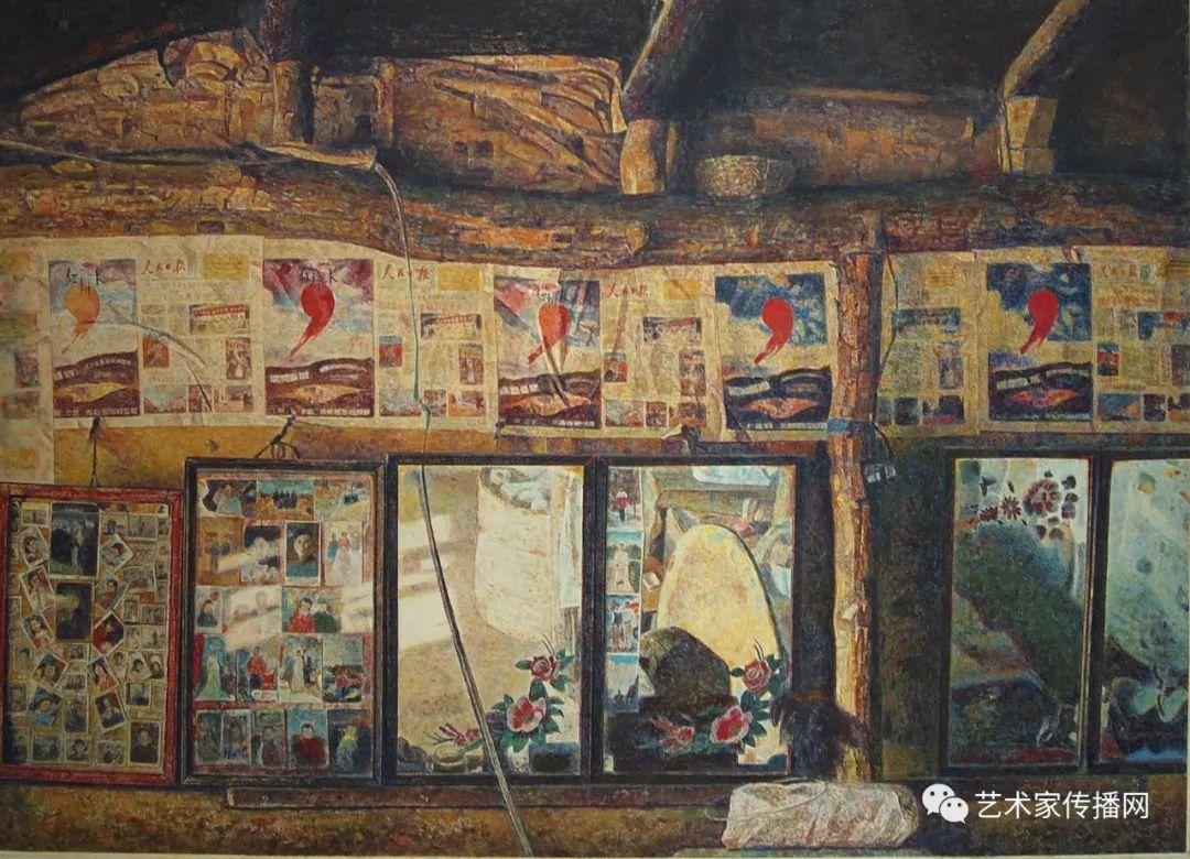 他只画老油灯空瓶子和女人体,却惊艳了整个画坛!插图181