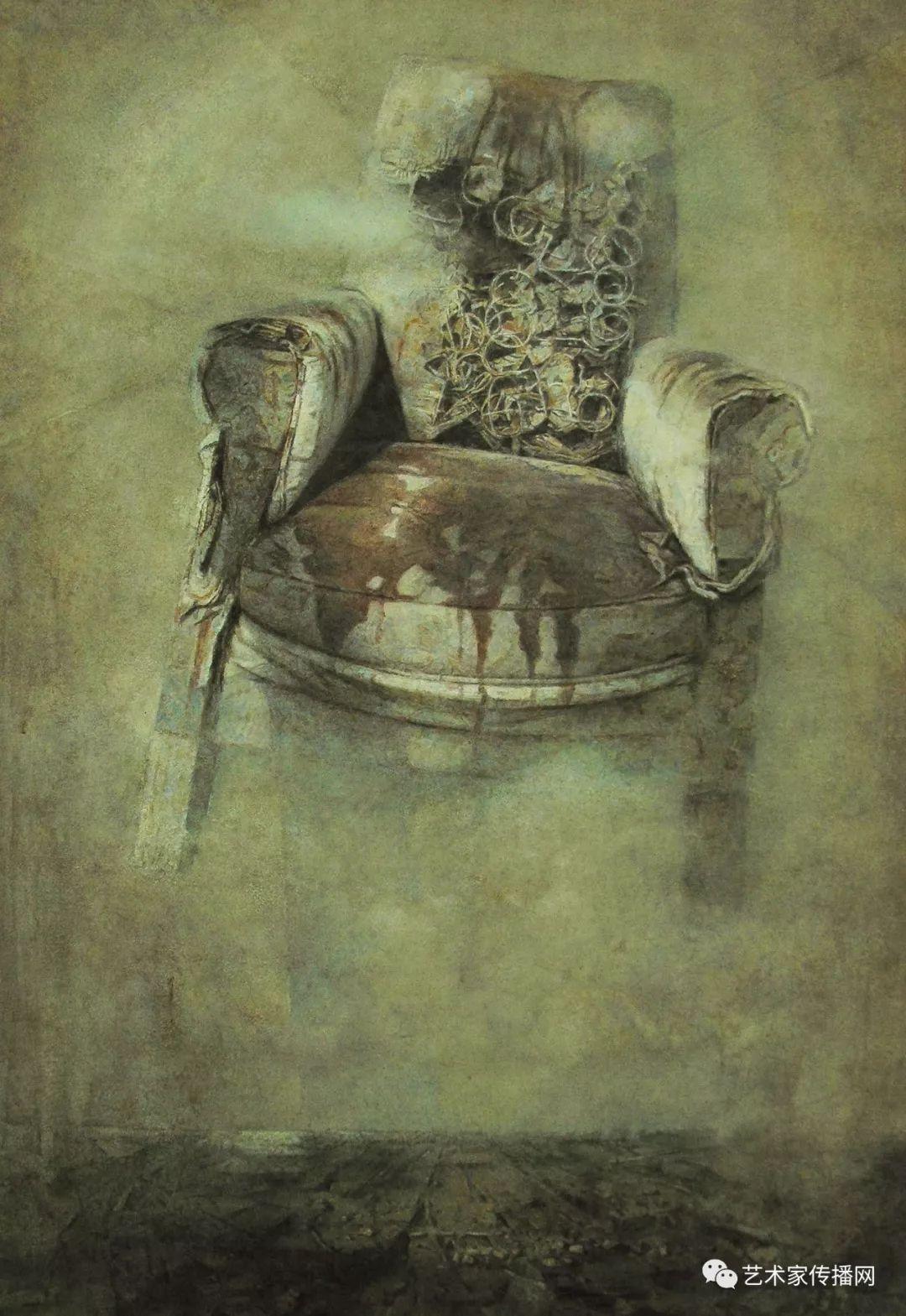 他只画老油灯空瓶子和女人体,却惊艳了整个画坛!插图185