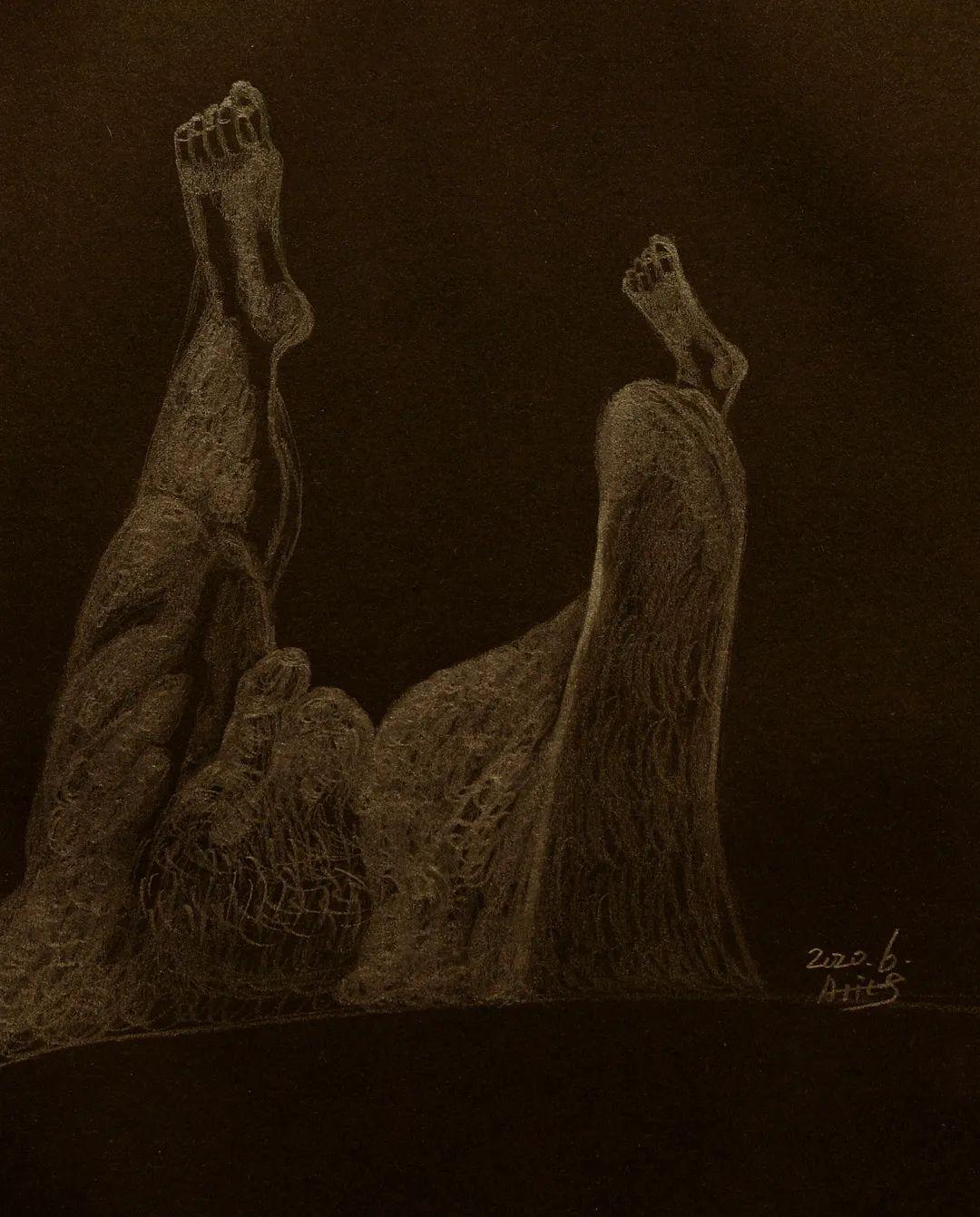 中国当代绘画艺术展作品欣赏之 肖梦插图1