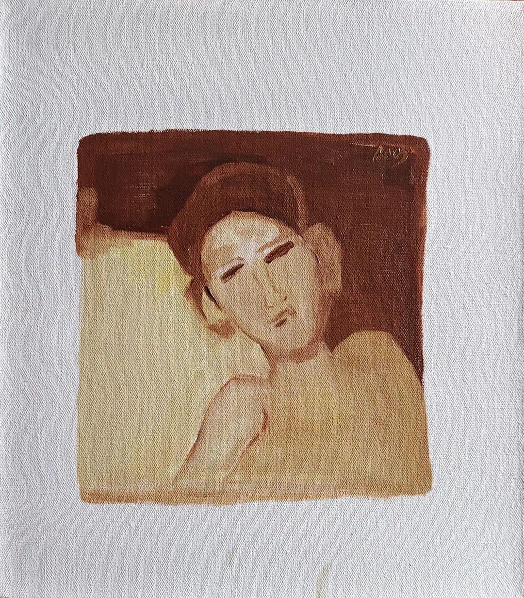 中国当代绘画艺术展作品欣赏之 肖梦插图9