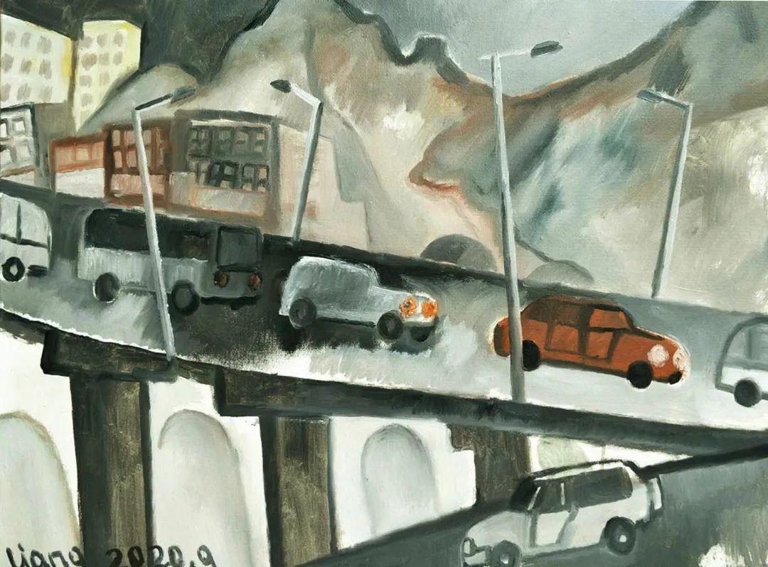 中国当代绘画艺术展作品欣赏之 梁智龙插图3