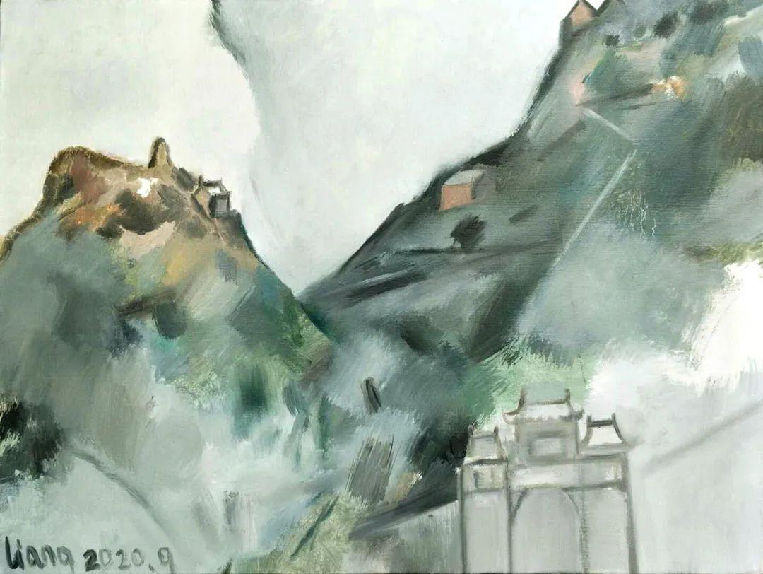 中国当代绘画艺术展作品欣赏之 梁智龙插图5