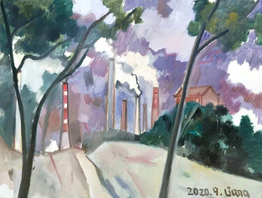 中国当代绘画艺术展作品欣赏之 梁智龙插图9