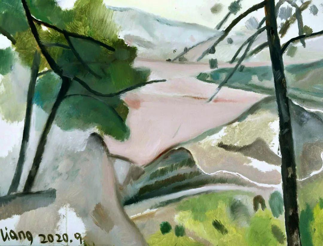 中国当代绘画艺术展作品欣赏之 梁智龙插图11