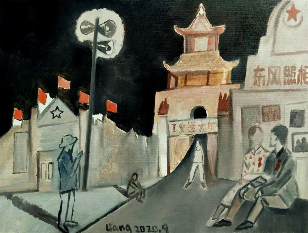 中国当代绘画艺术展作品欣赏之 梁智龙插图13