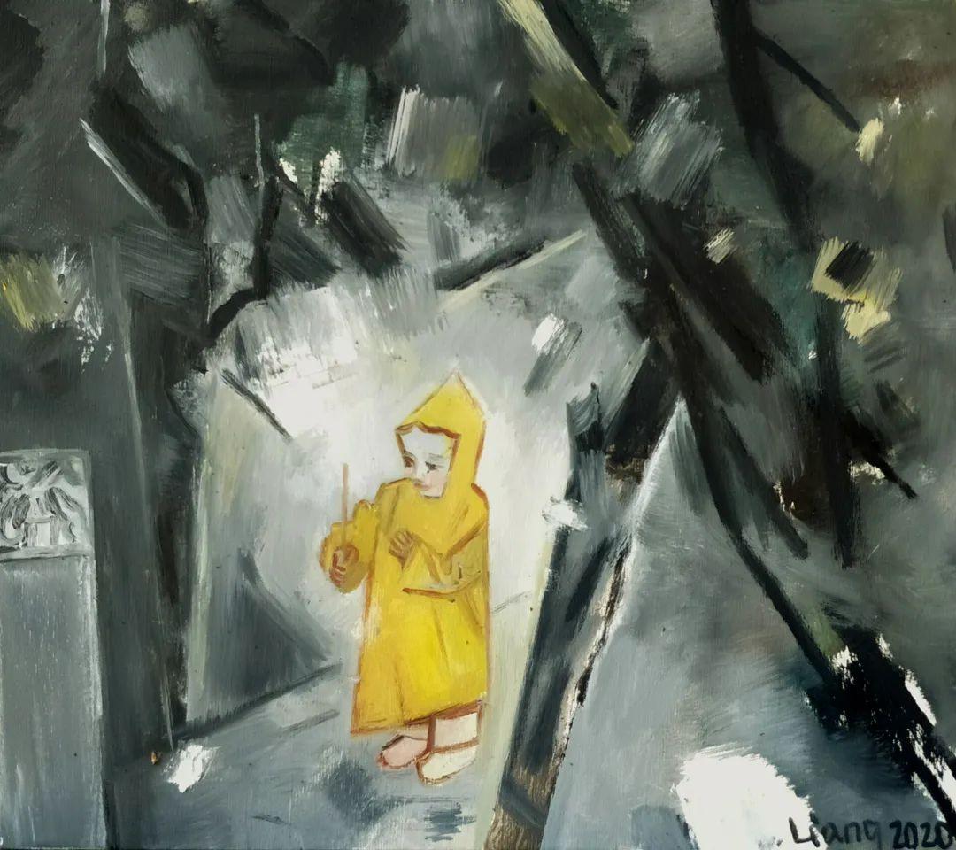 中国当代绘画艺术展作品欣赏之 梁智龙插图17